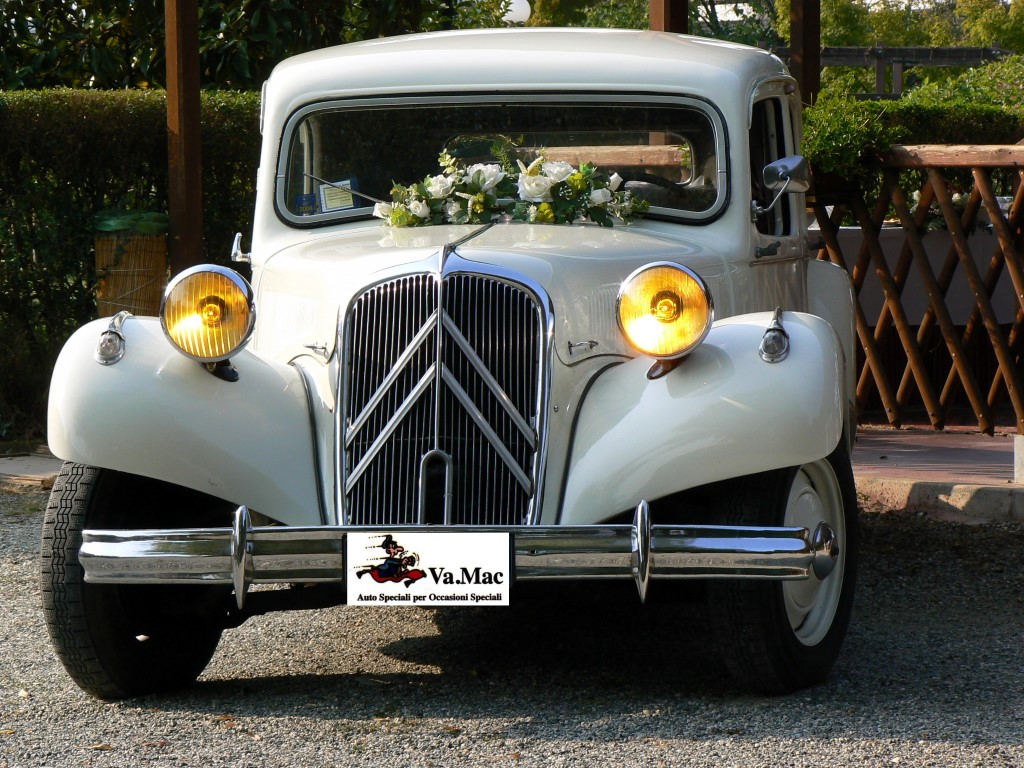 Citroen traction Avant 1956 2